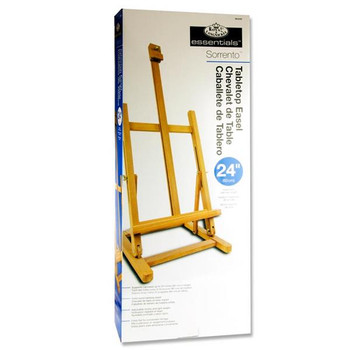 """24"""" Essentials Sorrento Table Top Easel by Royal & Langnickel"""