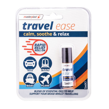 Masterplast Aromatherapy Roll On Travel Ease 5ml