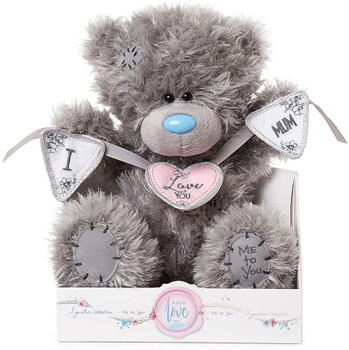 """Me To You Bear 9"""" I Love You Mum Bunting"""