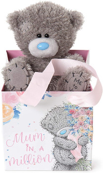 Me To You Tatty Teddy Bear in Mum in Million Gift Bag