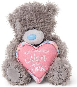 Me To You Greatest Nan Tatty Teddy Bear