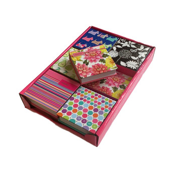 180 Sheets Illustrated Note Pad Block