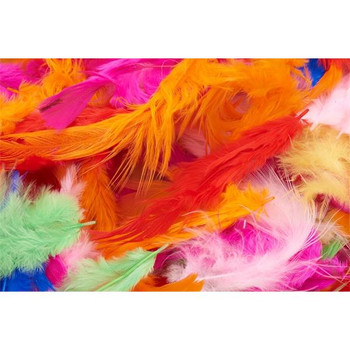 Bag of 7g Bright Feathers by Icon Craft