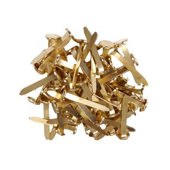 Box of 200 30mm Brass Paper Fastener