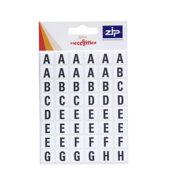 Pack of 144 A-Z Alphabets Letters Labels