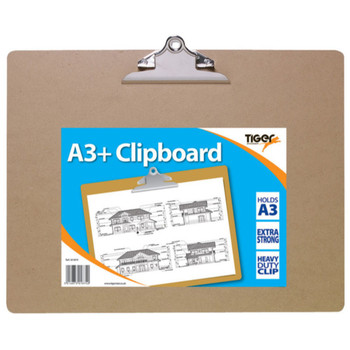 A3+ Masonite Clipboard