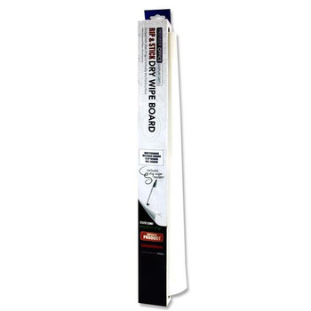 Roll of 8 Sheets 50X73cm Instant Whiteboard by Premier Office