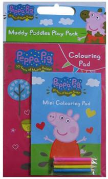 Peppa Pig Muddy Puddles Play Back