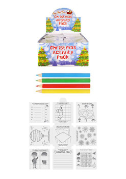 Children's Christmas Activity Pack