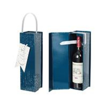 Midnight Celebration Christmas Bottle Box