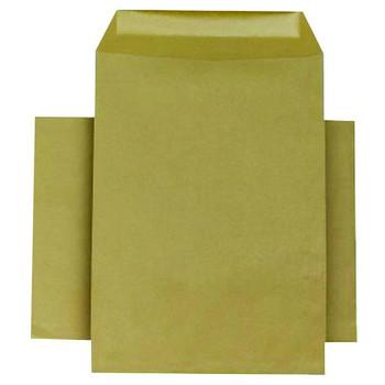 Pack of 250 C4 80gsm Gummed Manilla Pocket Envelopes
