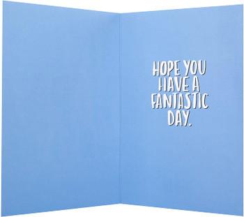 Uncle Card 'Fantastic Birthday'