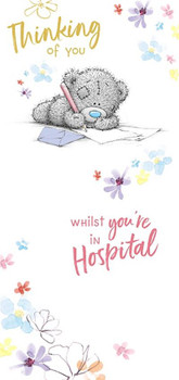 Thinking Of You Get Well Soon Card