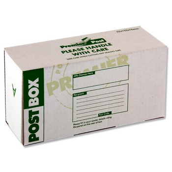 52 x 152 x 76mm Post Mailing Box by Premier Post