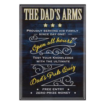 Hallmark Father's Day Card Dads Arms Medium