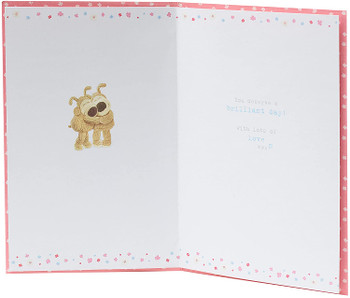 Lovely Friends Boofle Birthday Card for Friend