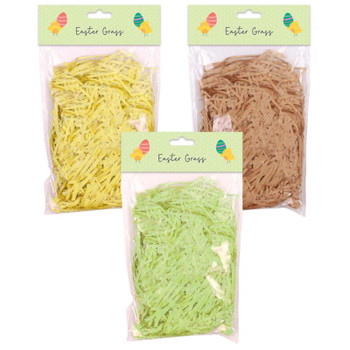 Paper Grass For Easter Decoration