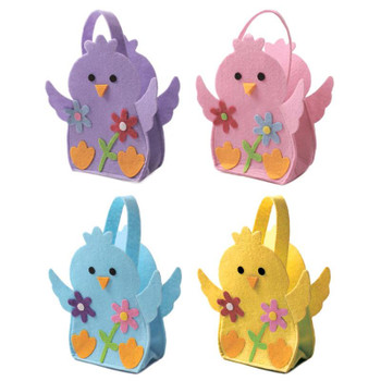 Easter Felt Chick Bag