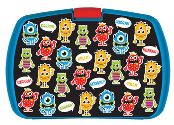 Monsters Design Lunch Box