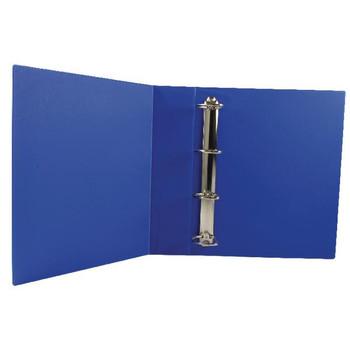 Pack of 10 Blue 50mm 4D Presentation Ring Binder