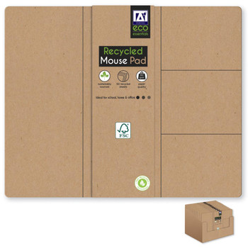 Pack of 50 Recycled Mouse Pad Sheets