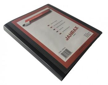 12 x A5 Presentation Display Book 20 Pockets (40 Views) by Janrax