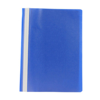 Pack of 25 A4 Blue Q-Connect Project Folder