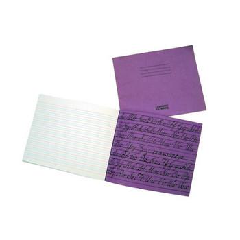 Pack of 10 Handwriting School Exercise Books