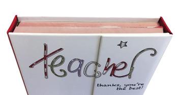 Teacher Thank You Magnetic Organiser