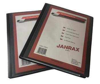 12 x A5 Presentation Display Book 40 Pockets (80 Views) by Janrax
