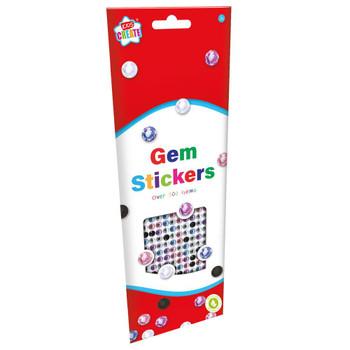 Over 500 Gem Stickers