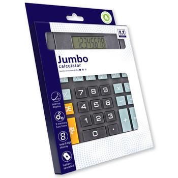 8 Digit Display jumbo Desk Calculator