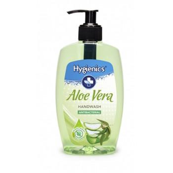 Hygienics Antibacterial Aloe Vera Soap 500ml