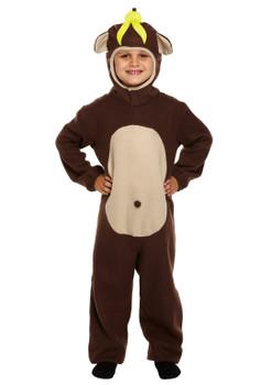 Child Monkey Fancy Dress Costume 7-9 Year Olds