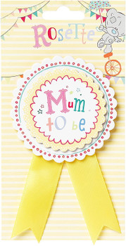 Me to You Mum to Be Rosette