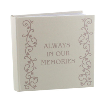 Always in our Memories Photo Album