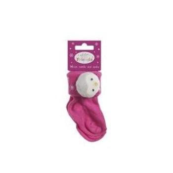 Penguin Girl Rattle and Socks Misc Novelty Elliot & Buttons
