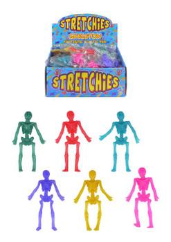 9cm Stretch Skeletons