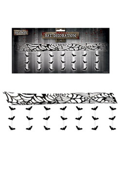 3m Halloween Ceiling Decoration with Bats