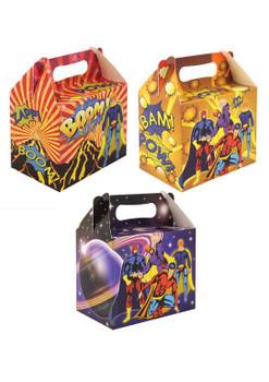 Superhero Lunch Box