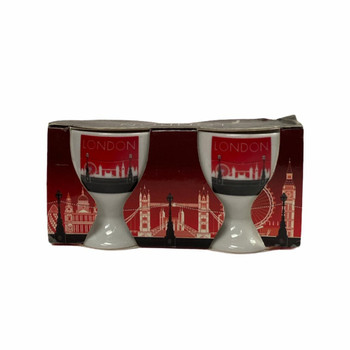 London Egg Cups set of 2