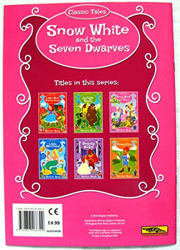Classic Tales - Snow White and the Seven Dwarves - Sticker Book