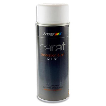 400ml Can Art Clear Spray Primer by Carat