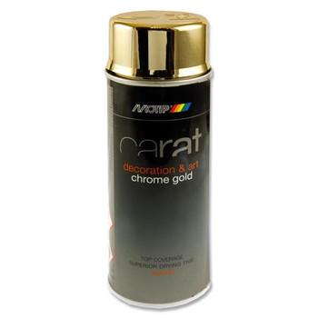 400ml Can Art Chrome Gold Spray Primer by Carat