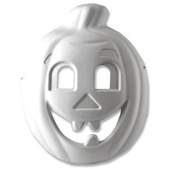 Pack of 10 Pumpkin Masks