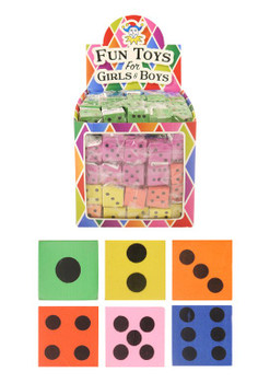 Box of 100 Large 3.8cm Game Dice