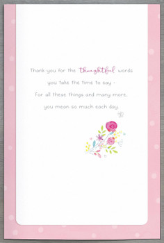 Mum On Your Birthday Elliot and Buttons Card