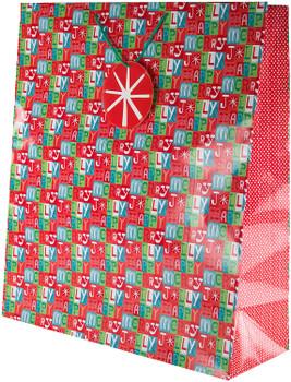 Hallmark Christmas Gift Bag HUGE