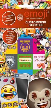 Emoji Customising Stickers