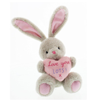 Bebunni Rabbit with Heart 16cm - Love You Lots